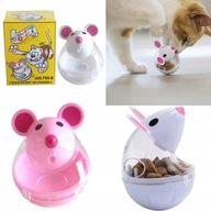 Zabawki ogólne dla kotów i psów Wyciek żywności