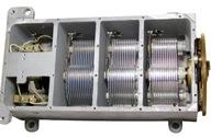 Kondensator powietrzny zmienny 3 x 300pF DUŻY [M4]