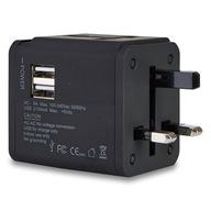 VOLVO adapter podrozny US EU UK AU ladowarka USB