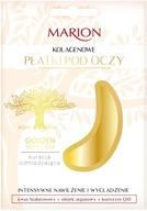 Marion Golden Skin płatki pod oczy kolagenowe 2szt