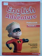 New English Adventure 3 Podręcznik + CD