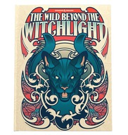D&D The Wild Beyond the Witchlight Alt Cover