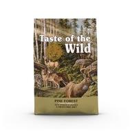 TASTE OF THE WILD Pine Forest 12,2 kg