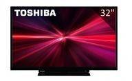 TOSHIBA Telewizor LED 32 cale 32L3163DG Smart