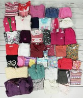 MEGA PAKA dla dziewczynki_86-92cm_12-24 miesiące