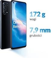 Smartfon Oppo Reno5 5G 8GB/128GB czarny