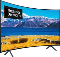 Telewizor Samsung GU55TU8379 CURVED 4K SMART TV