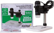 Mikroskop cyfrowy ze statywem DTX 90 USB 300x 5Mpx