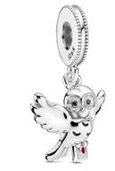 Charms HARRY POTTER Hedwiga 925 srebro do PANDORY