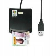 Czytnik kart kierowców chipowy USB SMART CARD
