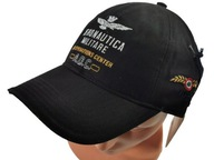 AERONAUTICA MILITARE czapka bejsbolówka AOC czarna