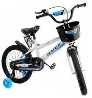 HAIER ROWER DZIECIĘCY BMX ROWEREK 16 CALI + BIDON