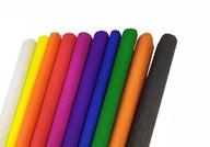 Bibuła marszczona 50x200 zestaw 10 kolorów Mix-2