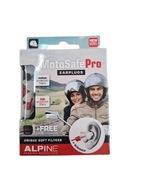 ALPINE zatyczki/stopery do uszu moto MotoSafe Pro