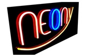 # NEON # napis neonowy nie szklany LED PRODUCENT