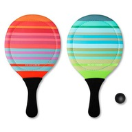 Zestaw do gry w tenisa plażowego REMEMBER