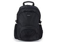 Czarny Plecak na laptopa TARGUS CN600 15 cali