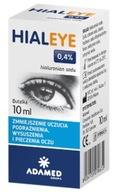 HIALEYE krople do oczu 0,4% Hialuronian sodu 10ml
