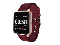 Smartwatch damski Lenovo S2 Złoty kroki puls sport