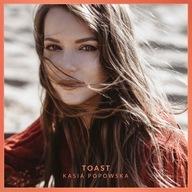 KASIA POPOWSKA Toast CD