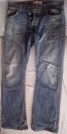 LEVI'S spodnie jeansowe 512 W34 L34