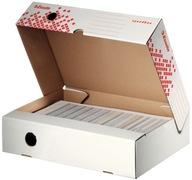 Pudło Esselte Speedbox archiwizacyjne klapowe 80mm