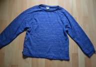 niebieski sweterek ZARA Girls 11-12 lat 152cm