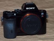 Sony A7R -body-