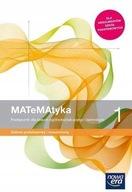 Matematyka 1 Podręcznik ZPR Nowa Era 2019 UŻYWANA