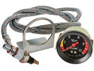 Czujnik + wskaźnik ciśnienia oleju C-330 C-360