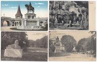 Stare pocztówki LEW (4 szt.) 4L37