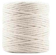 Sznurek bawełniany do makramy naturalny 100m 5mm