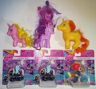 Zestaw - figurki z Kucykami Pony