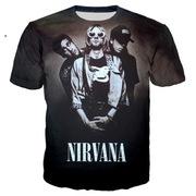 NIRVANA koszulka T-SHIRT Roz L