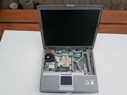 Dell D610 PP11L - Nie testowany. Braki.