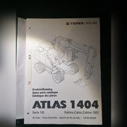 Katalog Części ATLAS 1404