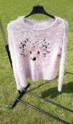 Sweter Zara girls Knitwear 152 11-12 lat jeż