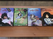 Yukito Kishiro - BATTLE ANGEL ALITA - TOMY 1-4