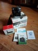 Canon EOS 300D z gripem+dodatki