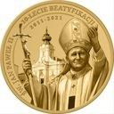 Polonia 2021-3 Denary Św. Jan Paweł II.