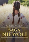 Saga niewoli - Aldona Wleklak !WYSYŁKA w 24h!
