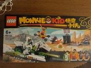 LEGO Monkie Kid Motocykl Biały Smok 80006