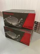 2 x Pioneer PLX1000 z Ortofon DJ S + Serato Video