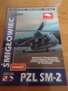 Model kartonowy AJ Model PZL SM 2