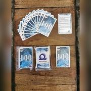 Karty Planning Poker dla 4 osób