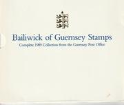 Geurnsey (GB) Pakiet prezentacyjny 1989