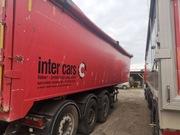 Naczepa Wywrotka Inter Cars klapodrzwi