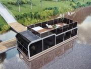 Dom, Houseboat, Dom modułowy, Camping, Apartament
