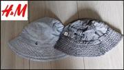 H&M 2 czapka przeciwsłoneczna