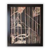 Obraz abstrakcja IX ręcznie malowany